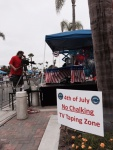 Hosts prep for HB 4th of July Parade