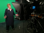 Susan Saurastri shoots a Spot for Fountain Valley's 60th Anniversary