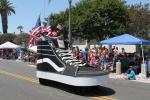 4th of July 2018 Parade Shoe Float.JPG